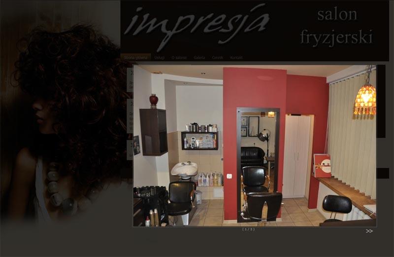 Salon Fryzjerski Impresja Alien Production